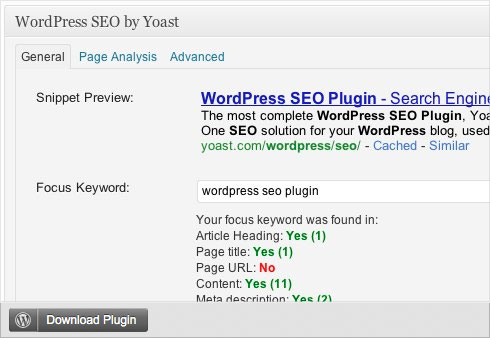 WordPress SEO от Yoast. wordpress-seo-by-yoast