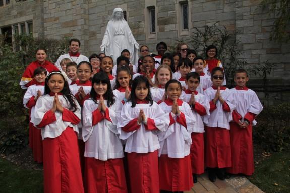 In Praise Of Altar Girls Updated Deacon Greg Kandra