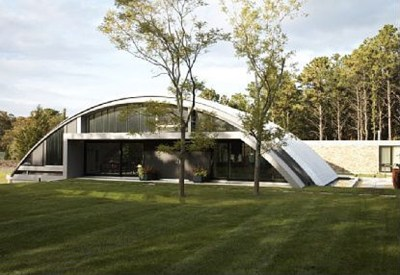 House of the Week: Arc House in the Hamptons
