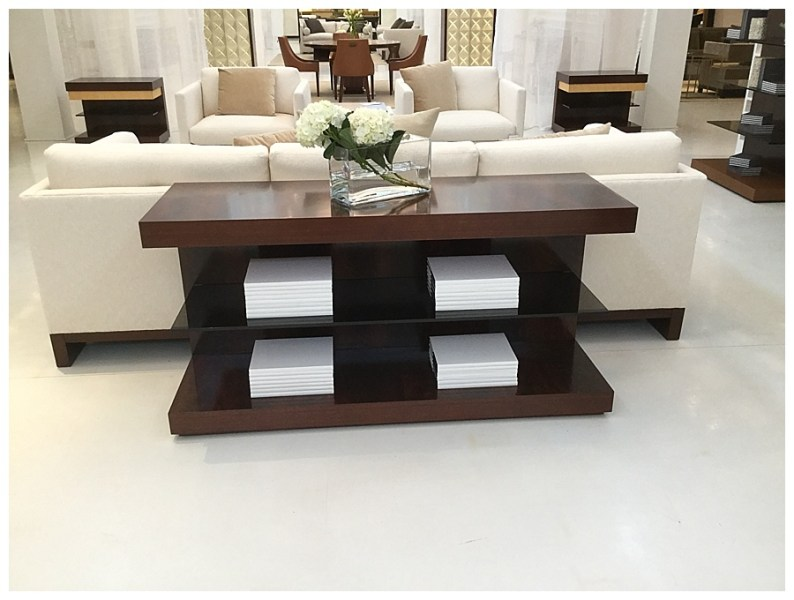 The Console Table   Sofa Table   WPL Interior Design     Console Tables Sofa Tables Philadelphia Interior Design 0229