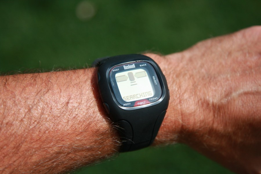 BUSHNELL NEO  GOLF GPS WATCH REVIEW     GolfWRX