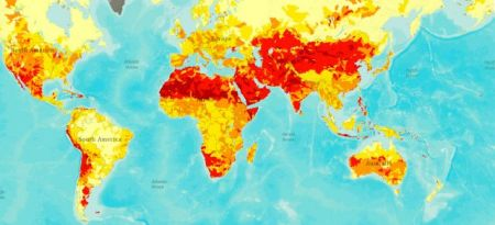 Aqueduct Water Risk Atlas   World Resources Institute     investors  governments  and other users understand where and how water  risks and opportunities are emerging worldwide  The Atlas uses a robust