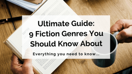 Ultimate Guide  9 Fiction Genres You Should Know About     Writer s Edit Ultimate Guide 9 Fiction Genres You Should Know About png