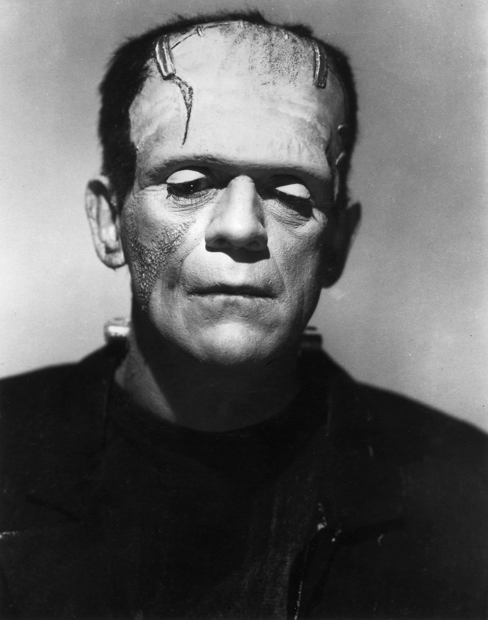 Boris Karloff as Frankenstein monster is highlight of ...