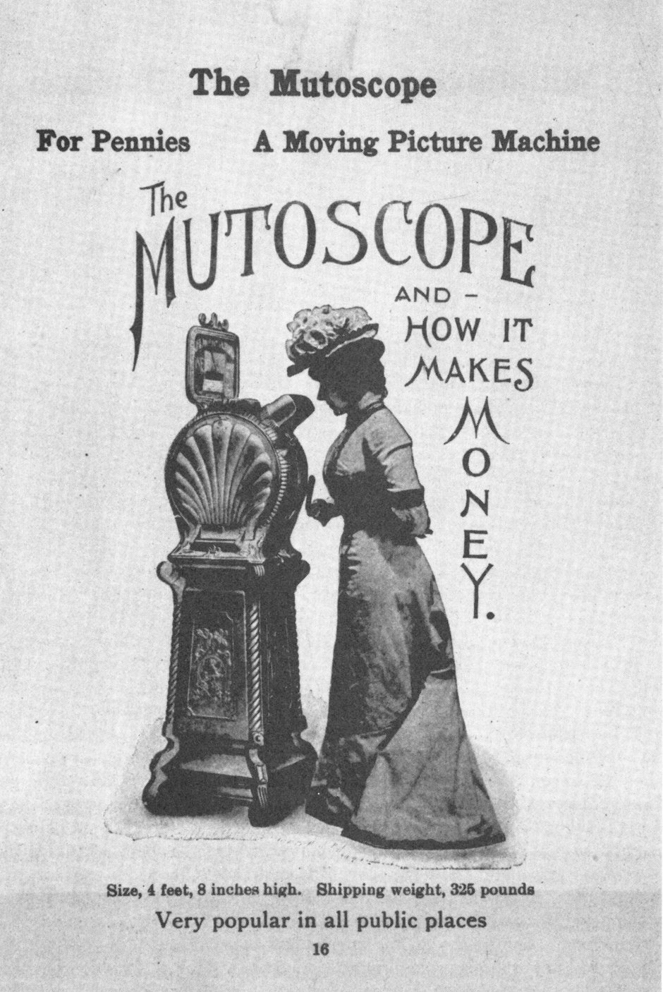 Wireless Entertainment The Mutoscopes A 100 Year Old