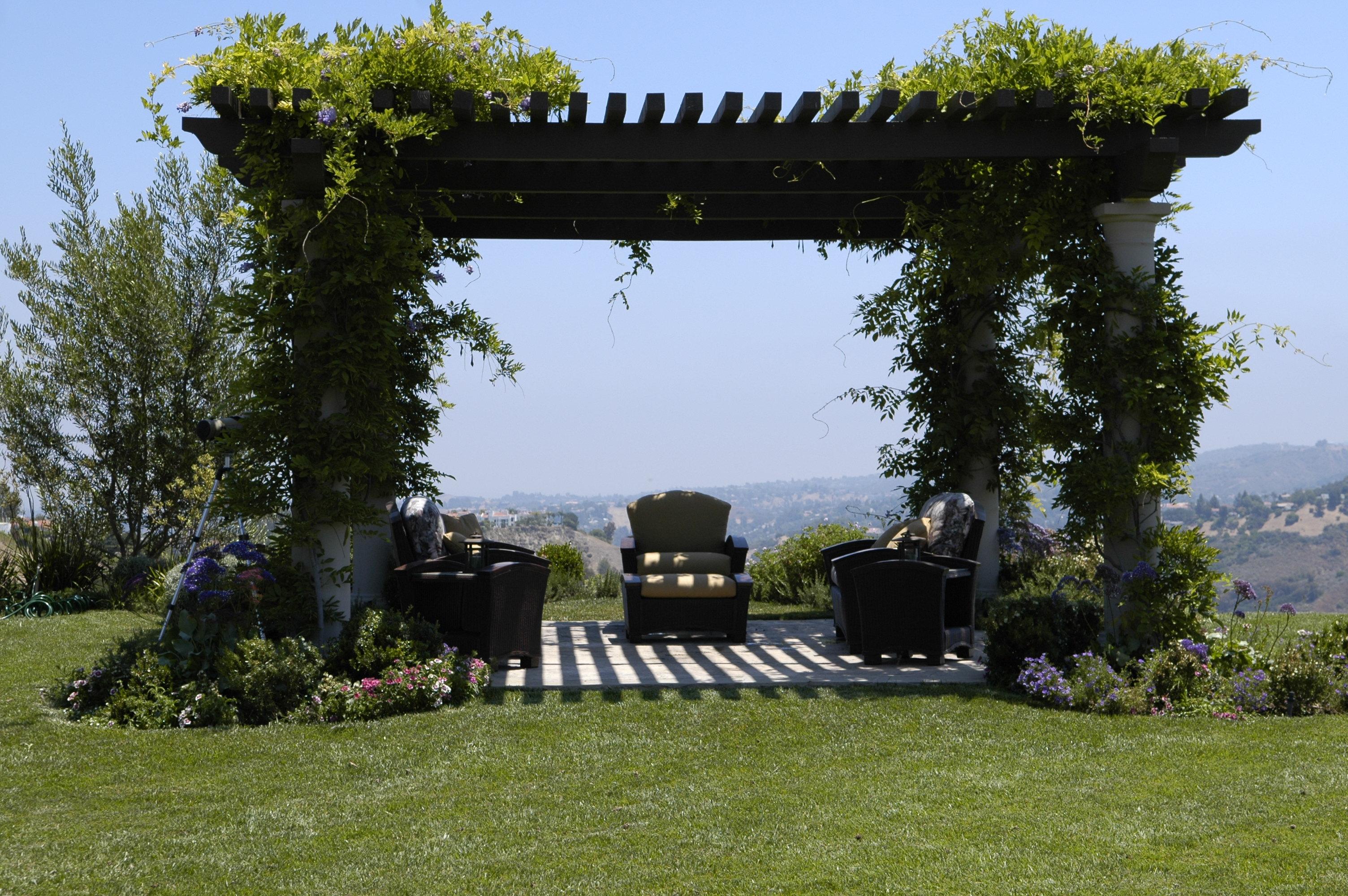 Backyards Go Green Environmentally Conscious Tips For