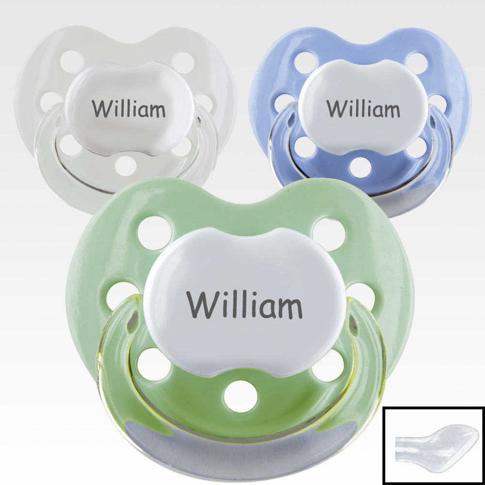 Mypacifier Com Inventor Of Personalized Pacifiers Is