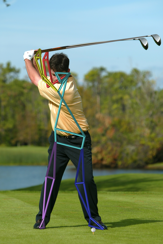 Golf Swing Your Body