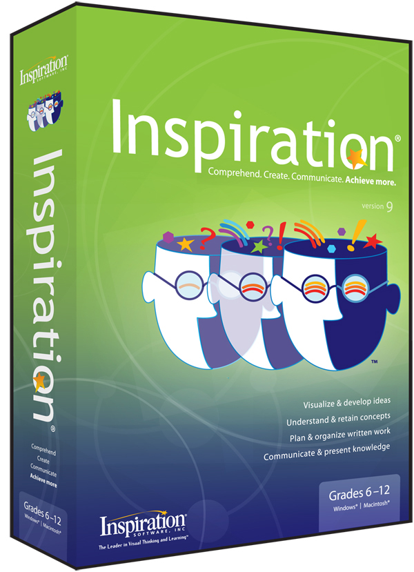Inspiration Software S Family Of Visual Learning Tools