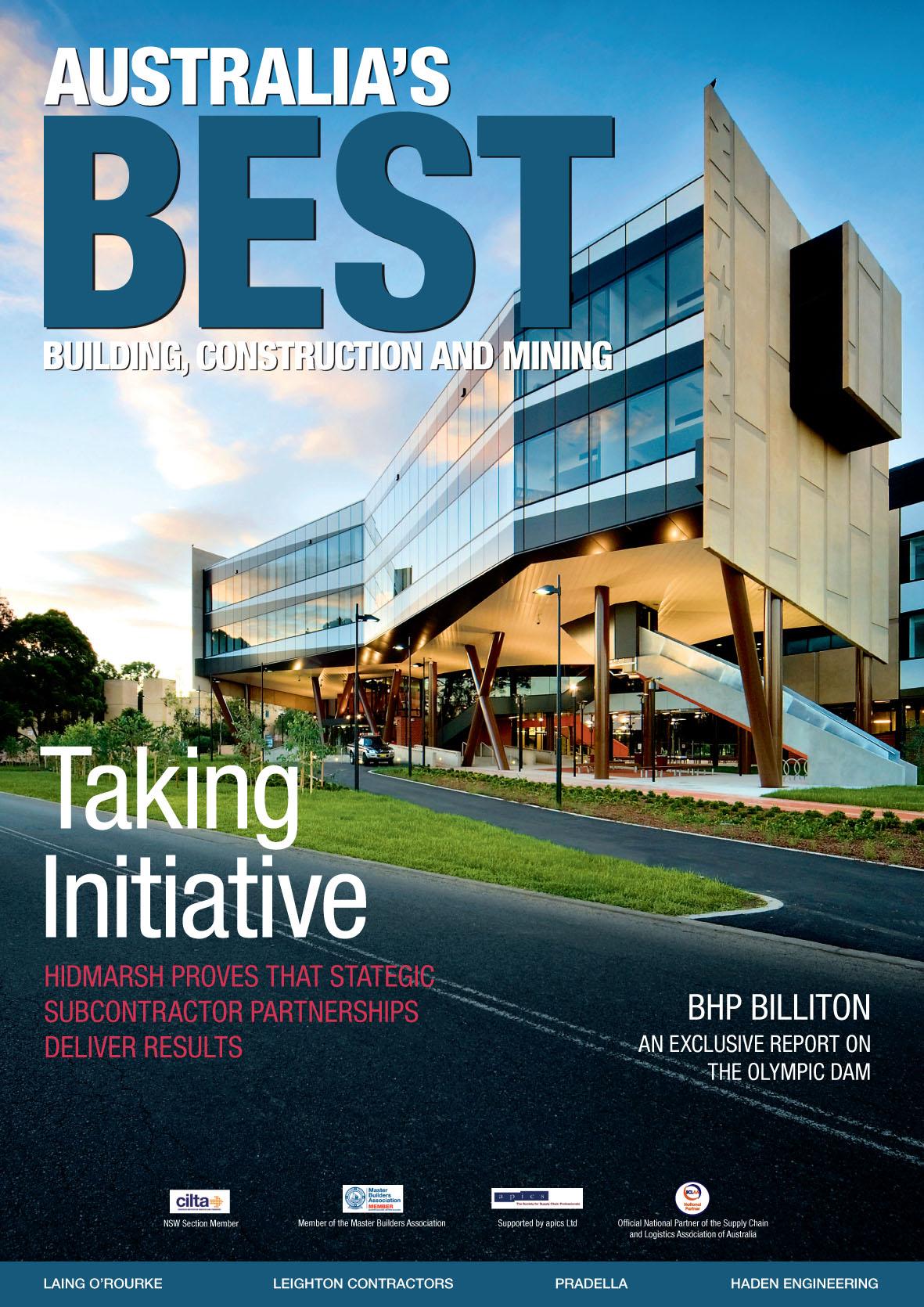 Bean Media S Australia S Best Building Construction And
