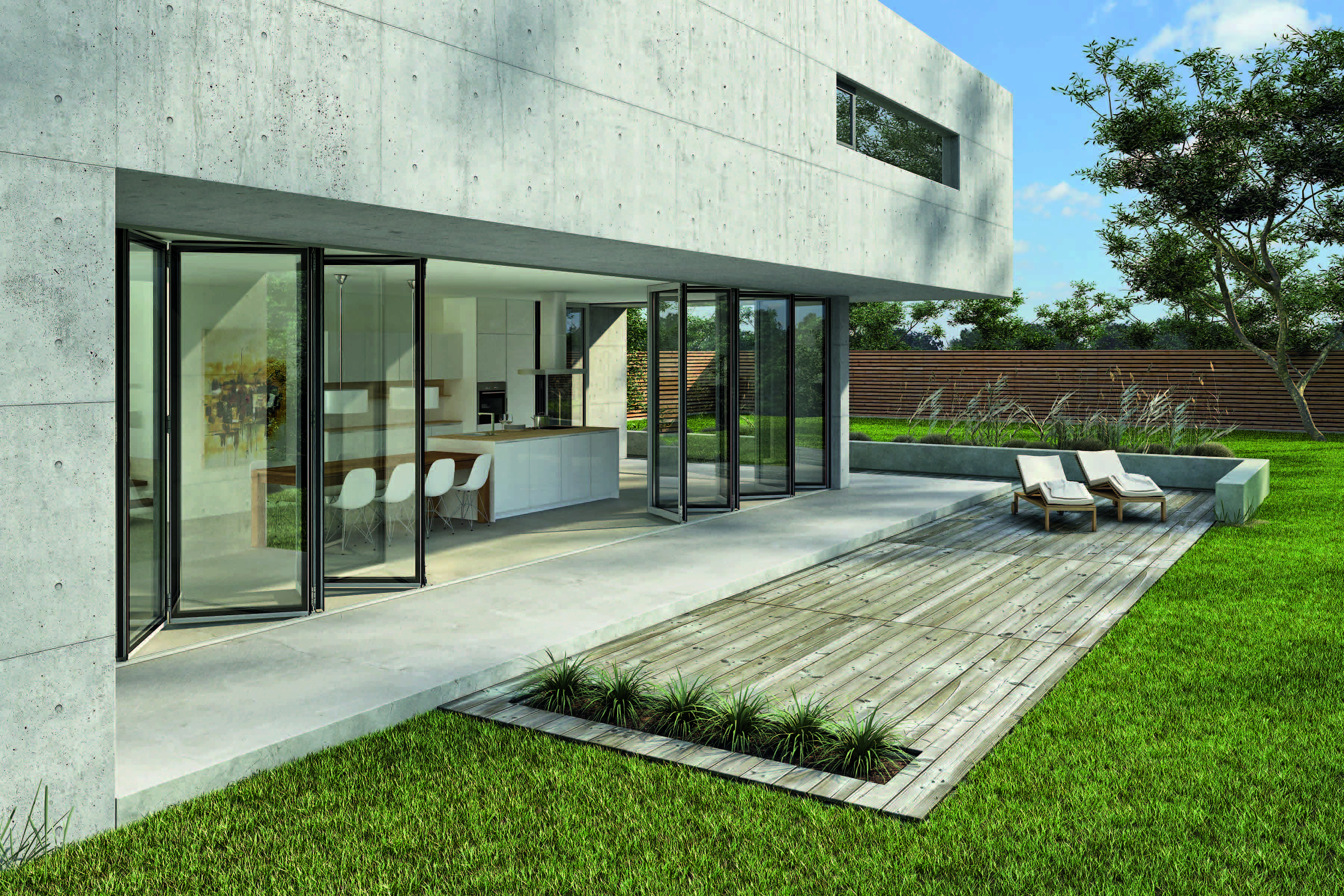 Nanawall Systems Launches Structurally Glazed Sl82 Winner