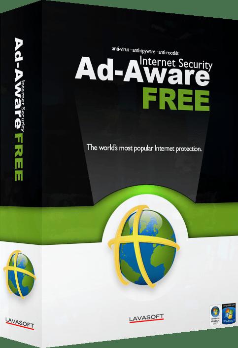 Lavasoft S Ad Aware Free Internet Security Adds Anti Virus