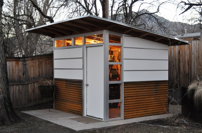 How Build Garden Center