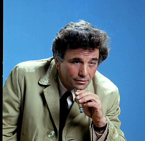 Peter Falk And Columbo The Final Interview Heard On The