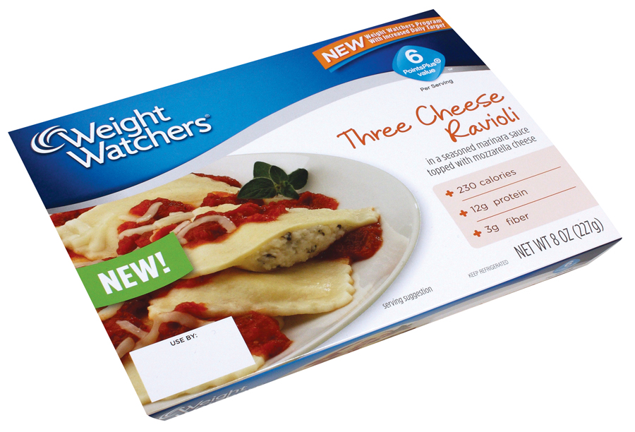 Weight Watchers Fresh Ready Meals