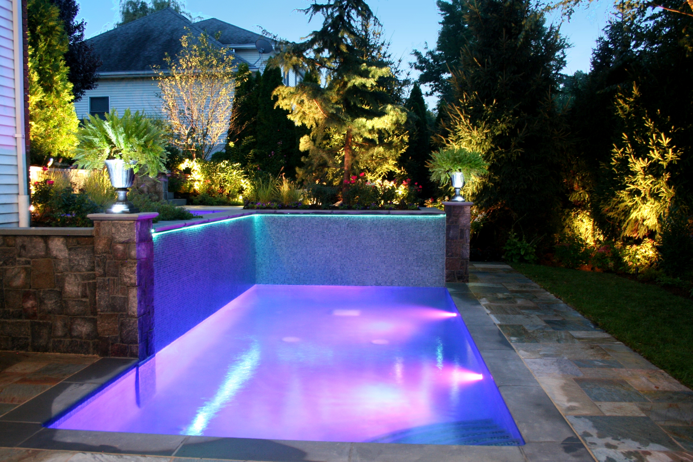 Landscape Design Water Features