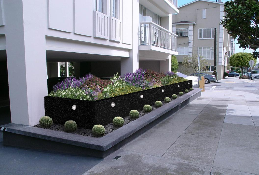 Marin Landscape Architects Simmonds And Associates Breaks