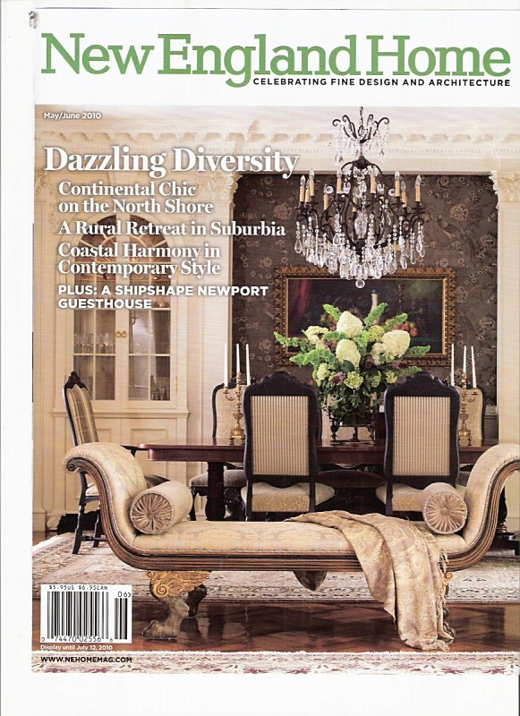 New England Interior Design Magazine