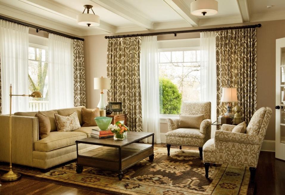 Family Room Interior Decorating Ideas