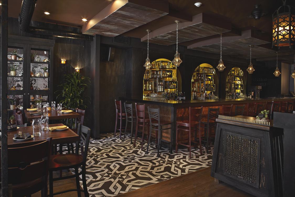 Streetsense Designs Interior For Chef Mike Isabella S