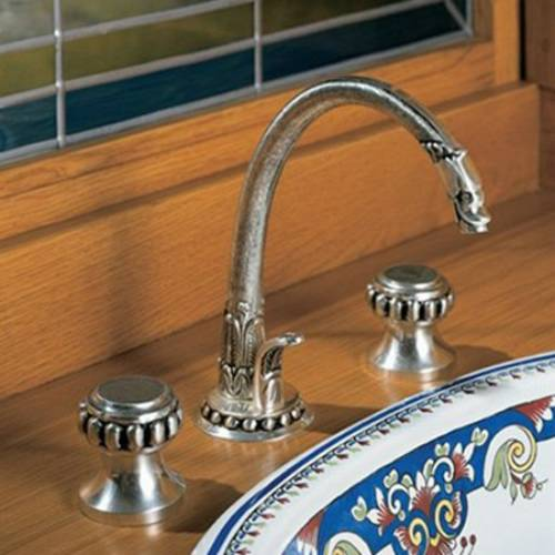 A Selection Of Luxury Bathroom Faucets With Unique Designs