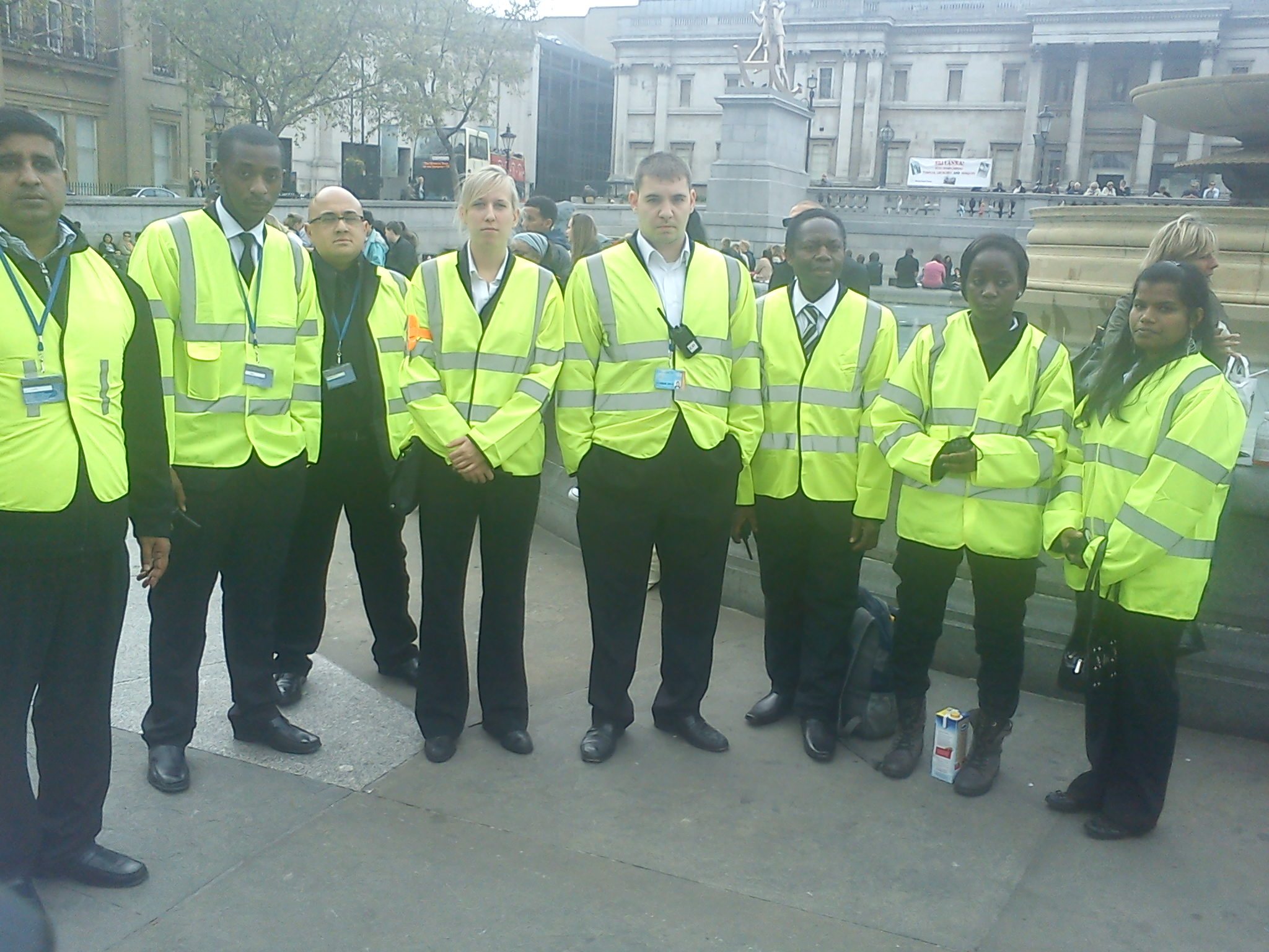 Event London Security