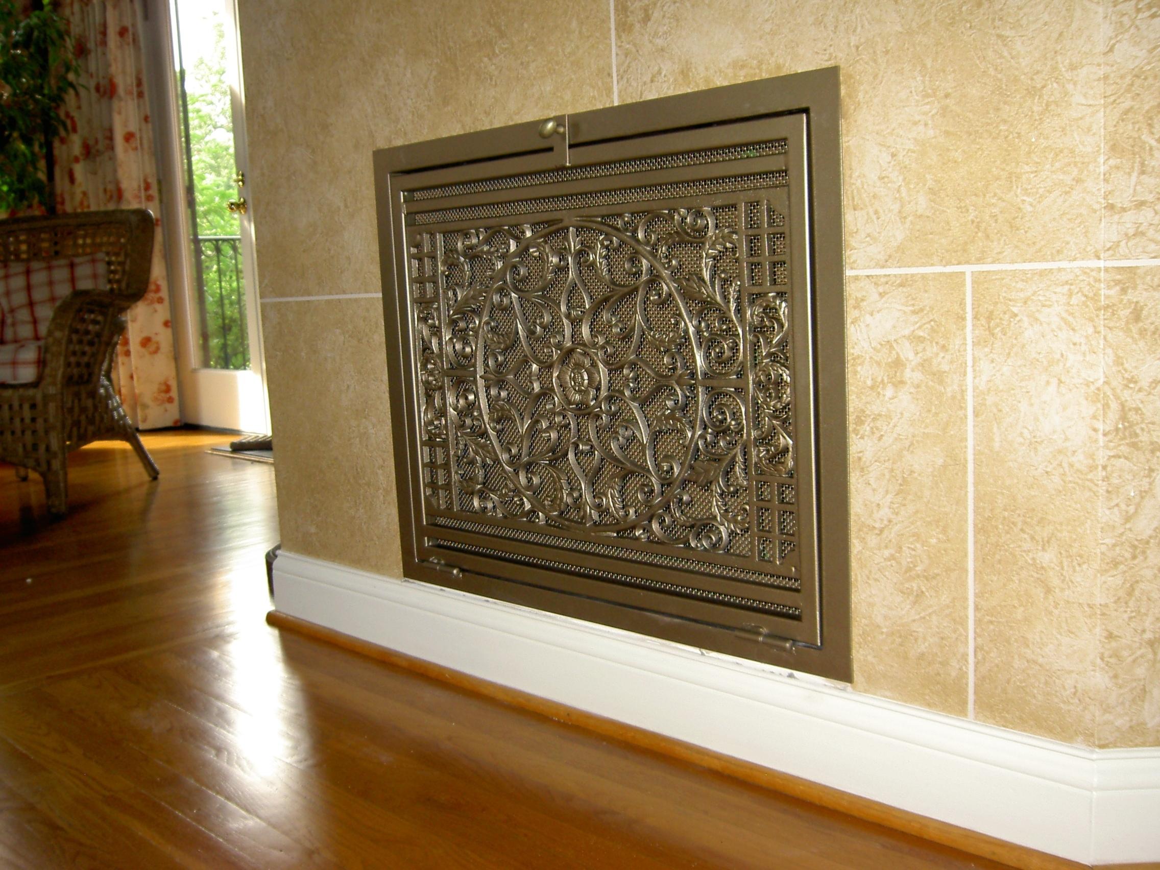 Circulation Wall Vents Air