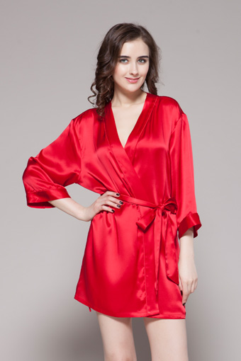 Big Savings On Silk Bathrobes Available At Lilysilk Com