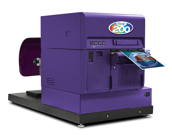 Quicklabel Introduces Kiaro 200 Color Label Printer For