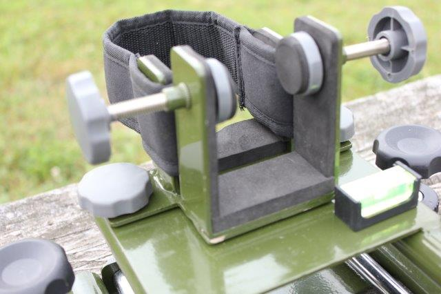 Hyskore 174 Announces The Dual Damper Machine Shooting Rest