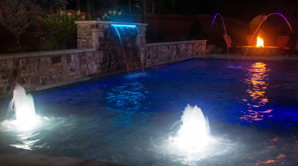 Hayward Vs Pentair Led Pool Light