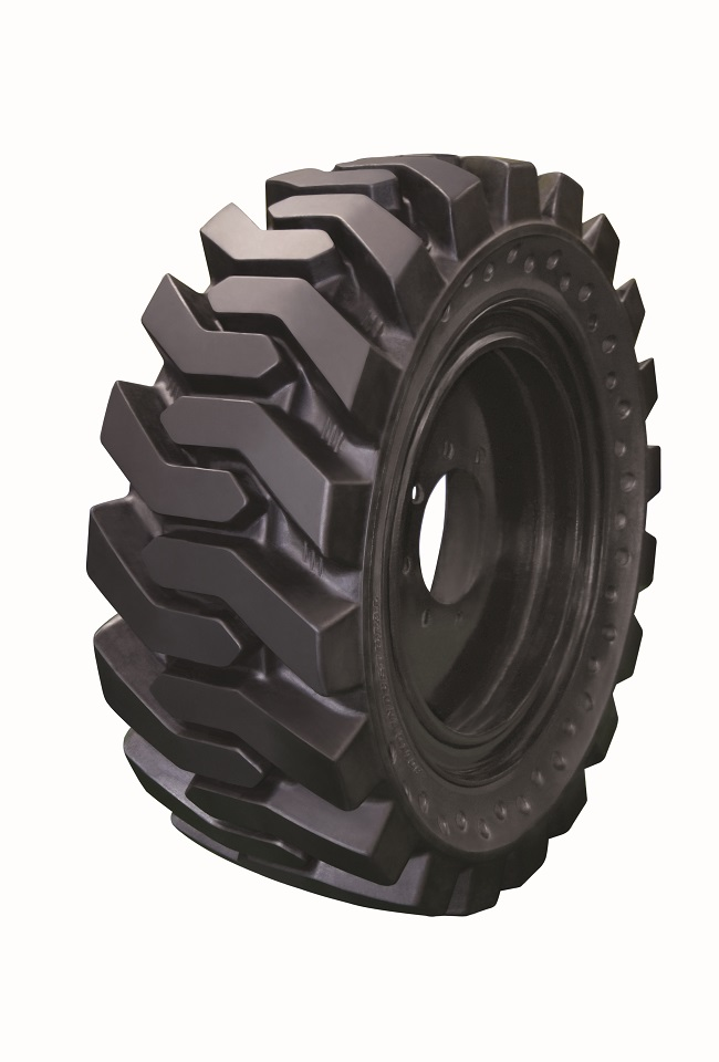 Nighthawk Breaks New Ground With Its Non Directional R4 Solid Tires