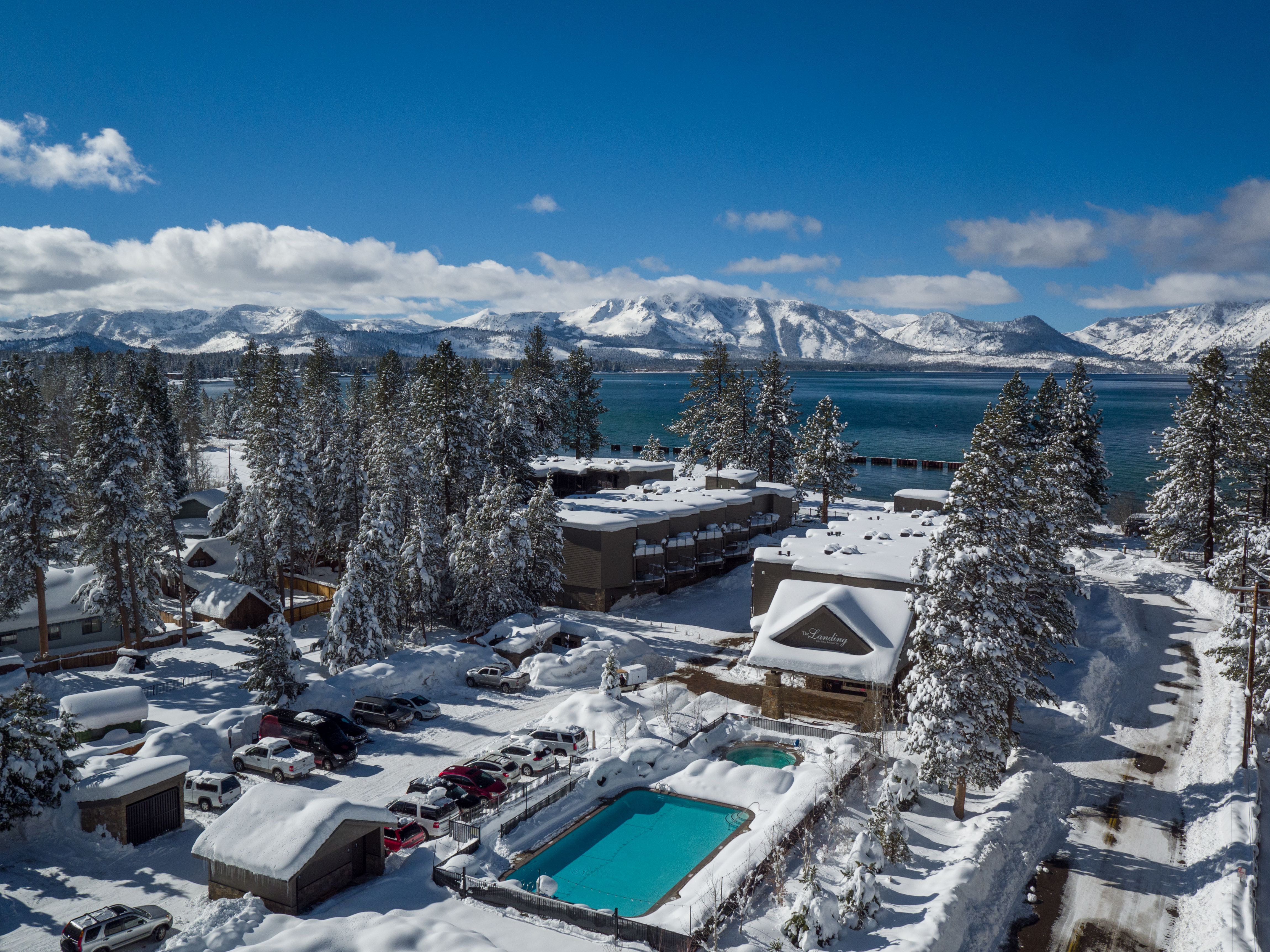 Best Kitchen Gallery: The Landing Resort Spa Promotes Work Life Balance On Lake Tahoe of Hotels Near Heavenly Ski Resort  on rachelxblog.com