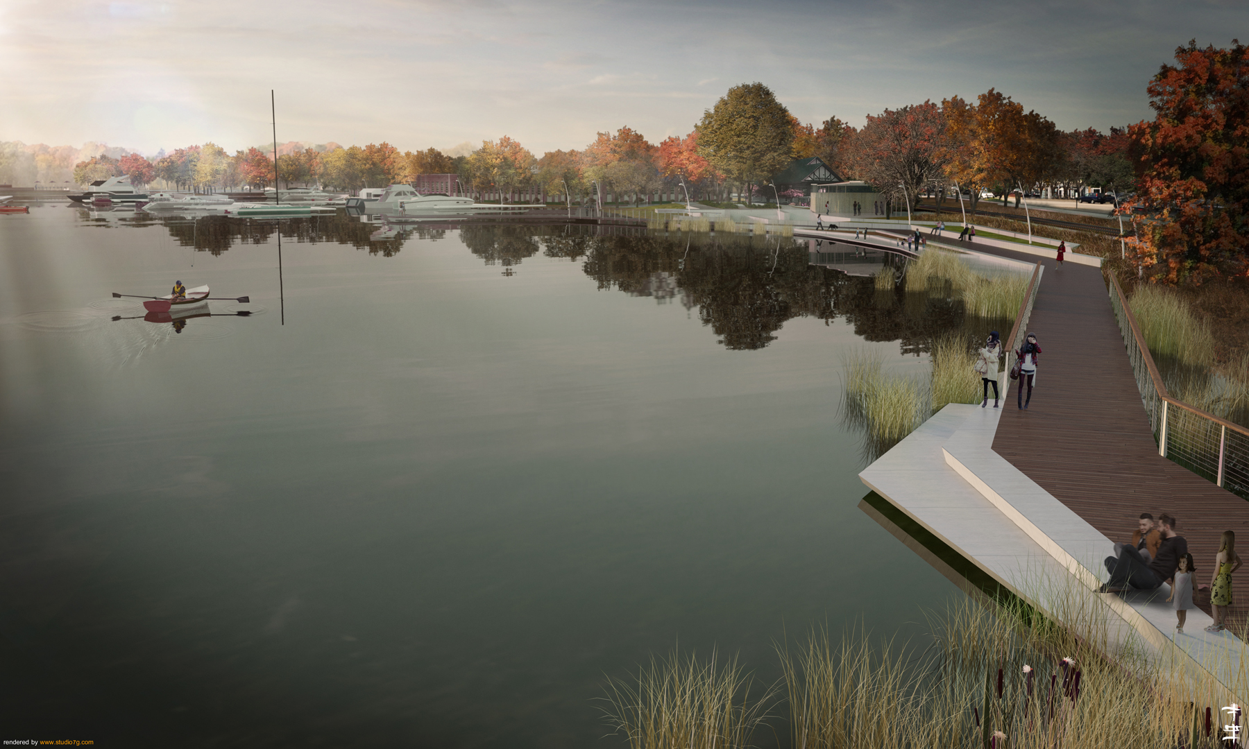 Award Winning Civitas Urban Design Plan For Lake