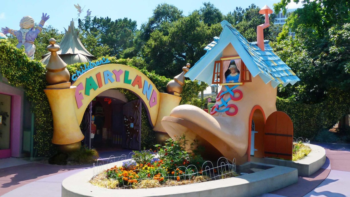Upcoming Events   KQED Summer Fun at Children's Fairyland ...