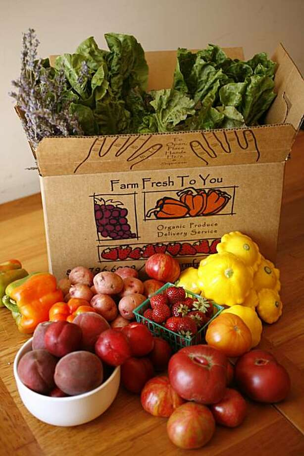 Ww Fresh Box Menu