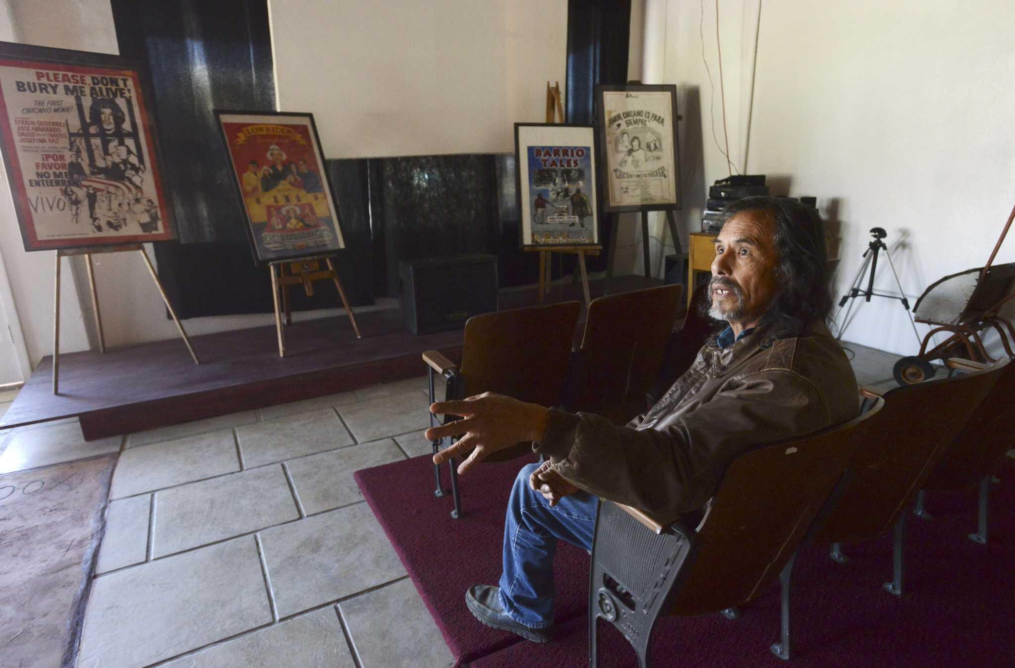 Filmmaker Efrain Gutierrez Wants New Center To Bolster