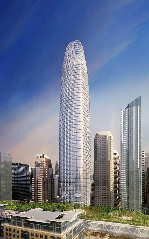 Tallest Building San Francisco