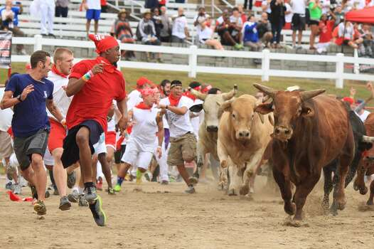 Texas First Ever Bull Run Is Coming To Baytown Houston