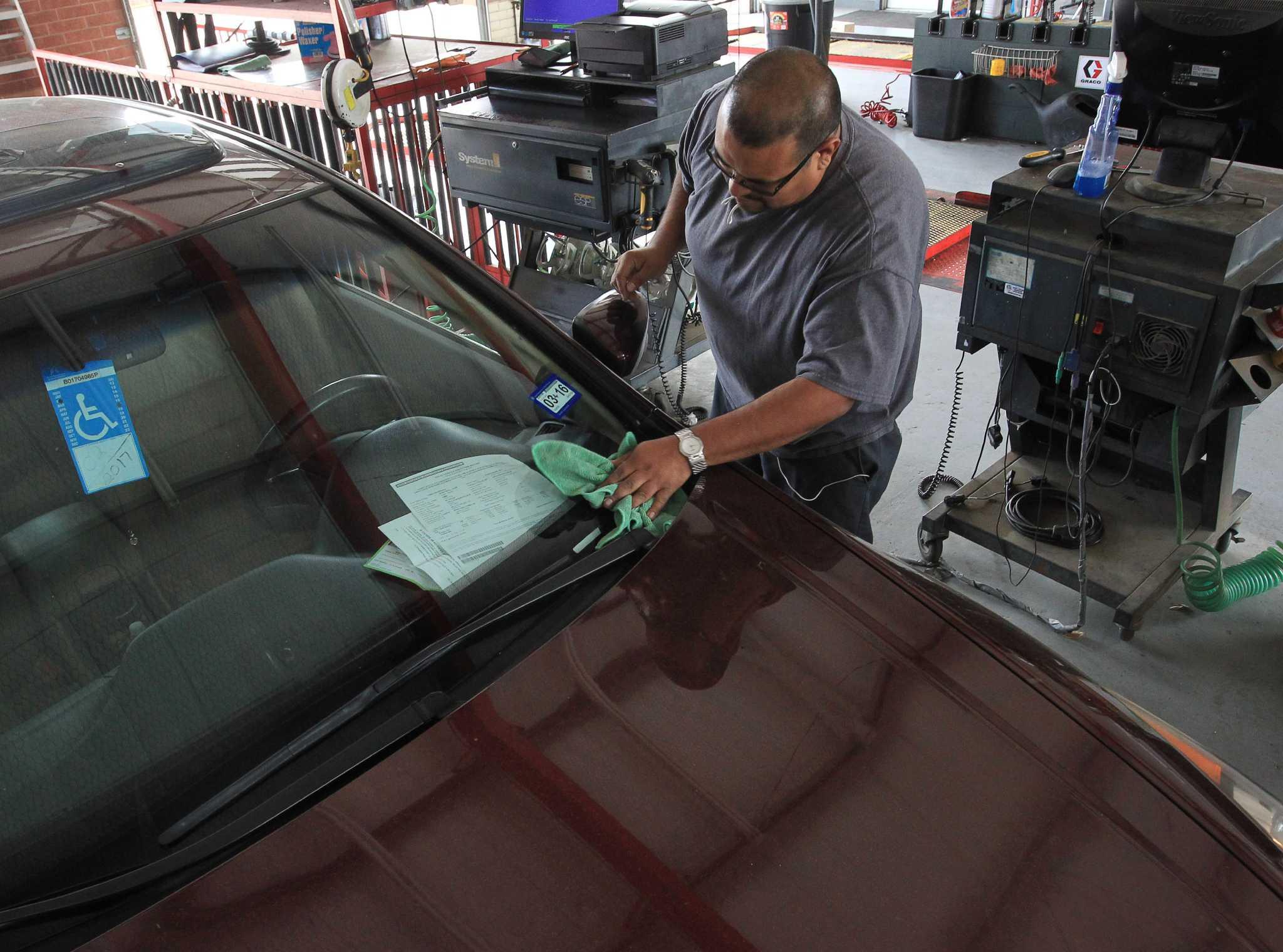 Houston Vehicle Registration Renewal Online