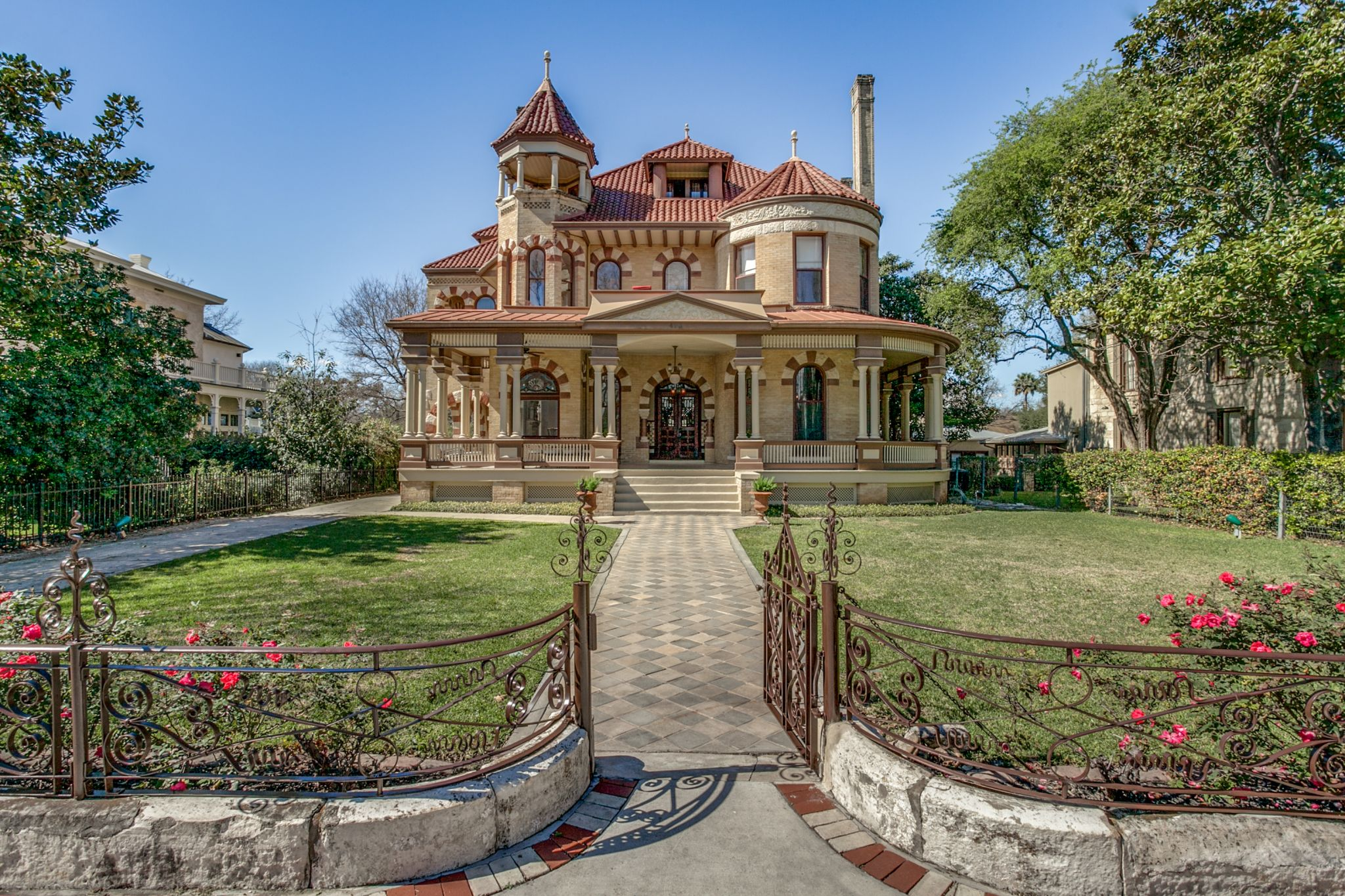 An Architectural Masterpiece In King William Can Be