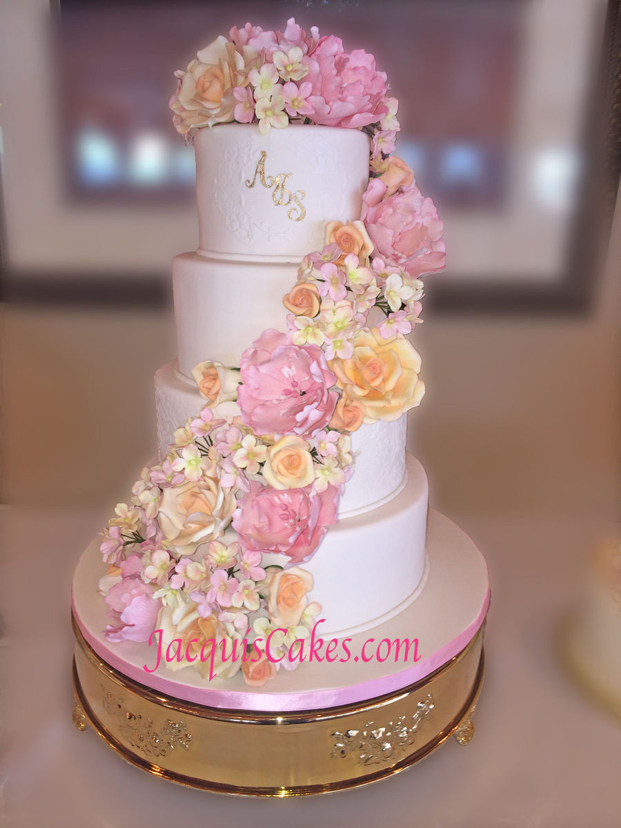Bonney Lake Wedding Cakes   Reviews for Cakes Jacqui s Cakes