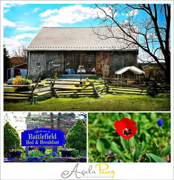 Battlefield Bed And Breakfast Gettysburg Pa Wedding Venue