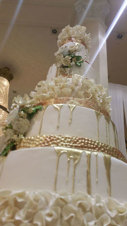 Atlanta Wedding Cakes   Reviews for 137 Cakes Perfect Wedding Cake Unforgettable Weddings Cakes