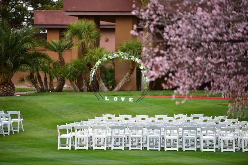 Outdoor Vegas Weddings All Inclusive