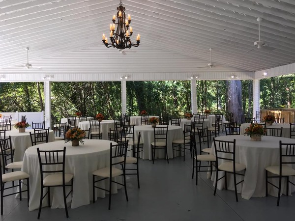 The Arch Moncks Corner Sc Wedding Venue
