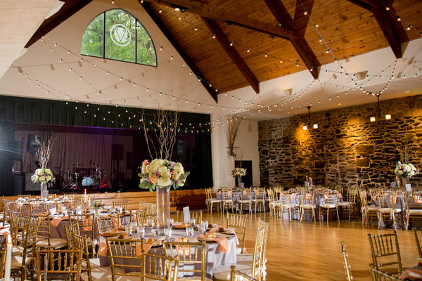 The Old Mill Rose Valley Pa Wedding Venue