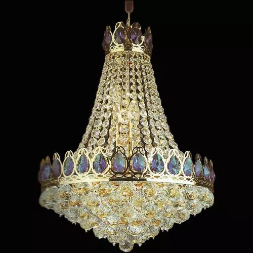 crystal chandeliers # 77