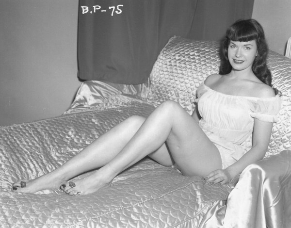 bettie page color # 79