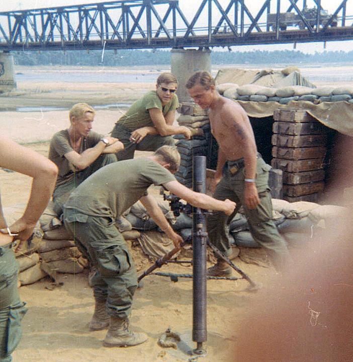 Vietnam 1968 Bird Freedom